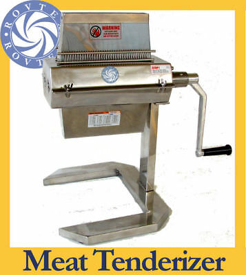 ROVTEX  Commercial Meat Tenderizer | Manual