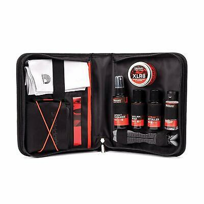 D'Addario PW-ECK-01 Instrument Care Kit Polish system XLR8 Headstand and more