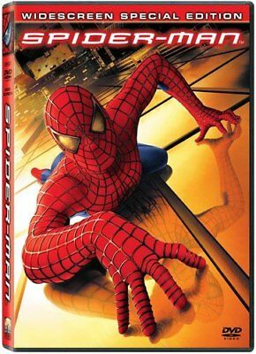 Spider-Man (DVD, 2002, 2-Discs, Special Edition Widescreen) Tobey Maguire