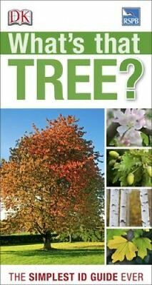 RSPB What's that Tree? by DK 9781409366553 (Paperback, 2013)
