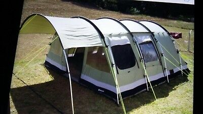 Outwell Bear Lake 6 Polycotton Tent 2011 collection only stoke on Trent & OUTWELL BEAR Lake 4 Polycotton Tent - £270.00 | PicClick UK