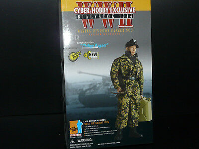"""Dragon 1:6 Figur WWII """"Phillip Wagner"""" Bialystok 1944 - Cyber Hobby Exclusive"""