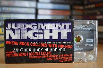 Judgment Night (Music From The Motion Picture) - Sneak Preview