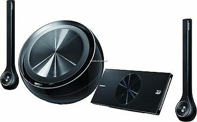 Samsung HT-D7200B Home Theater System With Blu-Ray And 3D / DVD in BLACK