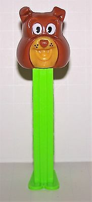 Pez~European MGM Tom and Jerry Series~~Spike on Neon Green Stem~~Loose~Near Mint