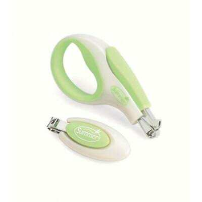 Summer Infant Health  Baby Nail Clipper Set Green