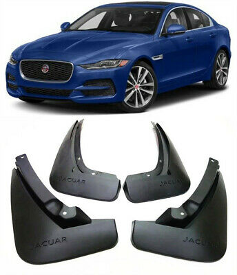 New Genuine OEM Set Splash Guards Mud Guards Mud Flaps FOR 2015-2019 JAGUAR XE