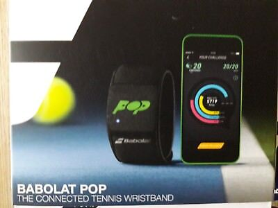 Babolat Pop Connected Tennis Wristband