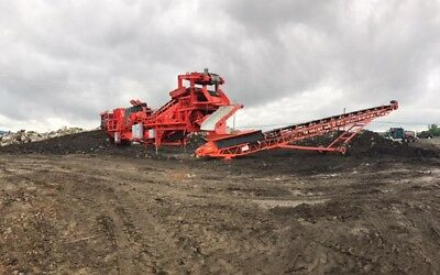 Eagle 1200-25cc Rock Crushing Plant Concrete