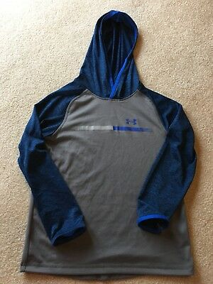 under armour Boy Hoodie 7/8 S/m In Great Shape Thin