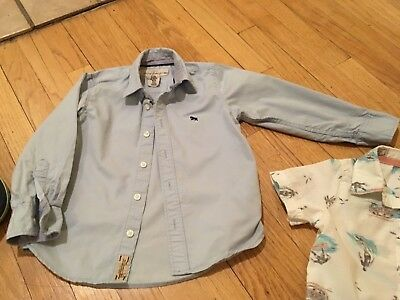 Boy's clothes lot of 4 items, excellent, Carter's, H&M, sizes: 12M to 3Y