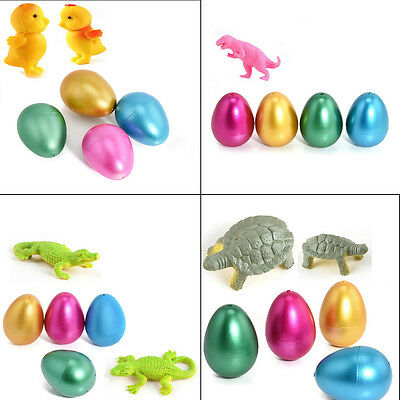 Funny Observe Water Hatching Egg Box Large Expansion Animal Egg For Kids Gifts