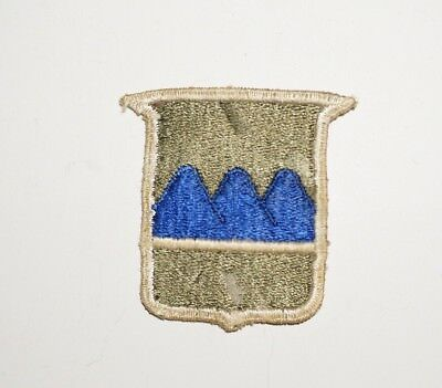 80th Infantry Division Patch WWII US Army P6285