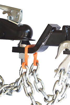 Safety Chain Hanger CLASS 3 | Chain Saver | Trailer Towing Hitch