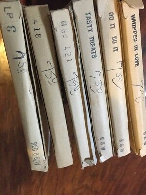 Vintage 8mm Adult Erotic Stag Films