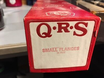 Piano Roll  box of Q.R.S Small flanges