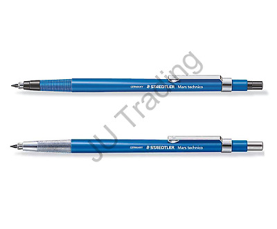 Staedtler Mars Technico 780 C And 788 C 2mm HB Clutch Pencil Lead Holder