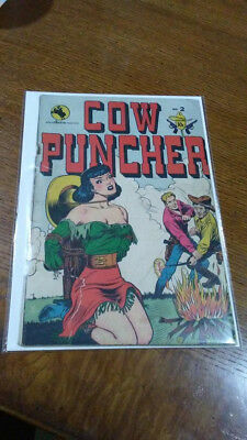 Cow Puncher #2 #4 and #7 classic GGA & bondage low grade group