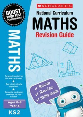 Maths Revision Guide - Year 4 by Paul Hollin 9781407159881 (Paperback, 2016)