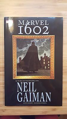 BRAND NEW Marvel 1602 GRAPHIC NOVEL by Neil Gaiman MARVEL COMICS 3rd Edition