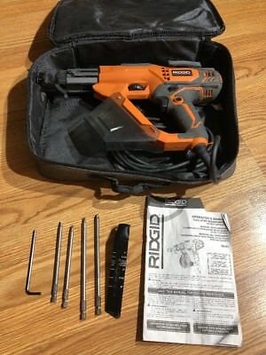 """Ridgid R6791 1"""" - 3"""" Corded Electric Drywall and Deck Collated Screwdriver"""