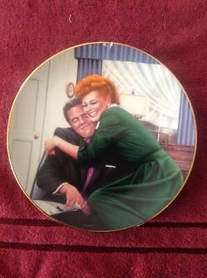 """' I Love Lucy'  The Hamilton Collection """" The Big Squeeze"""""""