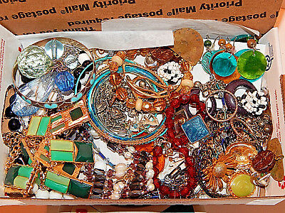 Vintage lot of untested/unknown Jewelry chicos style and more styles #7