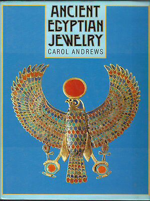 lot of 2 RINGS FOR THE FINGER George Kunz ANCIENT EGYPTIAN JEWELRY Carol Andrews