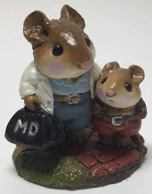 """Wee Forest Folk """"Mouse Call"""" 1983 M-97"""