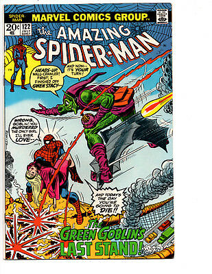 The Amazing Spider-Man #122 NO RESERVE !