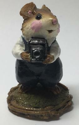 """Wee Forest Folk """"Say """"Cheese"""" 1982 M-72"""