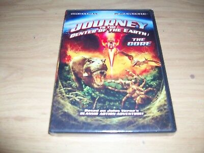 Sy Fy Movie: Journey To The Center Of The Earth!! Brand New & Factory Sealed!!
