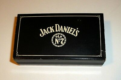 Vintage Jack Daniels OLD No 7 Wood stick Diamond Matches in Box