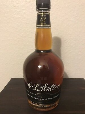 WL Weller 12 Year Old Pappy old style label