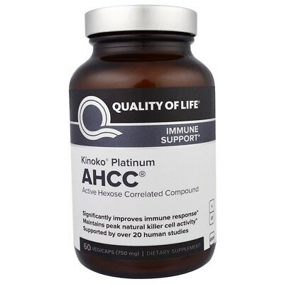 IMMUNE SUPPORT ACTIVE Hexose Correlated Compound AHCC
