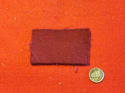 Original Canadian - WWII 5th. Canadian Armoured Division Sleeve Badge