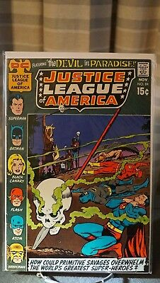 Justice League Of America #84