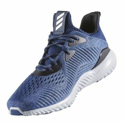 best service 56c0c 03498 Adidas Alphabounce Em Low Running Sneakers Men Shoes Navy Bb9040 Size 12 New