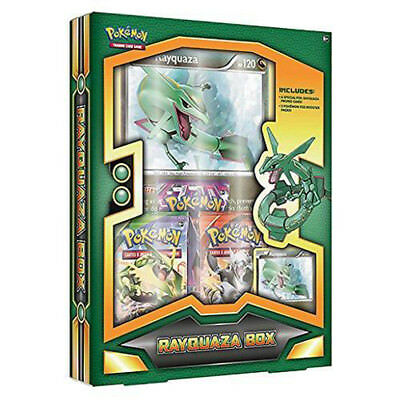 Pokemon Rayquaza Box - English