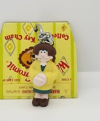 Wallace And Gromit  Key Chain -  WENDOLENE