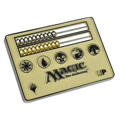Ultra Pro Card Size Abacus Life Counter for Magic: The Gathering - White