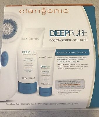 Clarisonic Mia 2 White -deep Cleansing Solution - Brand New