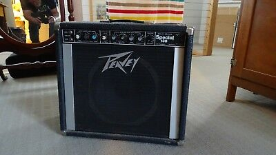 Classic Peavey Special 130 Solo Series Guitar Amp