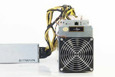 Bitmain Antminer L3+ 504MH/s + Power Supply (Ready to Ship) (NEW March Batch)