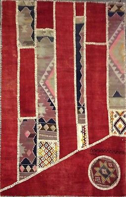 Antique KILIM Traditionnel Oriental hand made 110
