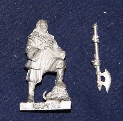 Warhammer Citadel - Lord of the Rings LOTR Corsair Captain - Metal (171)