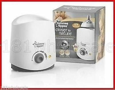 ❤ Tommee Tippee Closer to Nature Bottle & Food Electric Warmer Powerful ❤