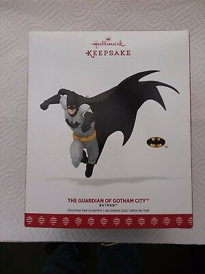 batman hallmark keepsake ormament.
