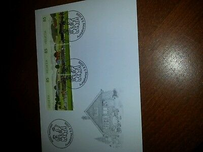 FDC Appenzell 2009