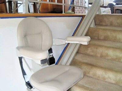Bruno Elite Stairlift Sre- 2010  12 Mo's Old, 8' Section, New Cost $4200